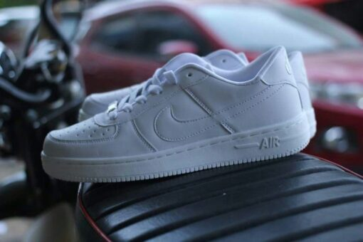 giày nike air force full white 3
