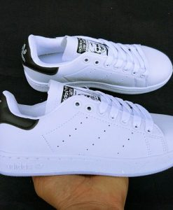giay adidas stan smith den
