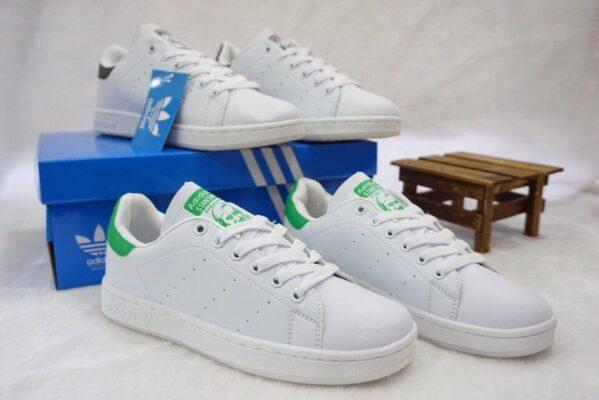 giày adidas stan smith xanh lá