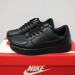giày nike air force 1 black