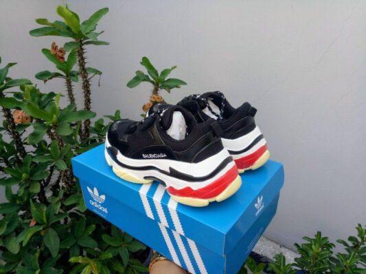 Giày Balenciaga Fake F1 đen 2