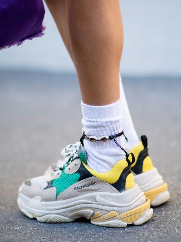 giày balenciaga triple s f1