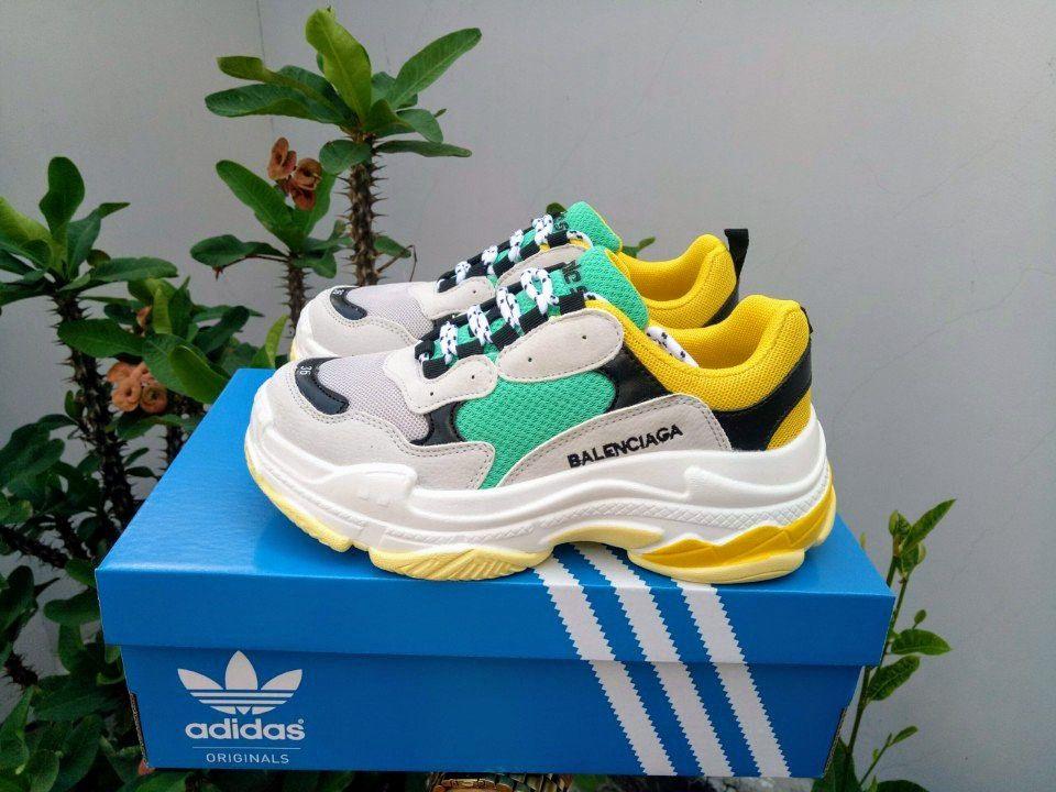 giày balenciaga triple s fake 1