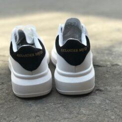 Giày McQueen đen
