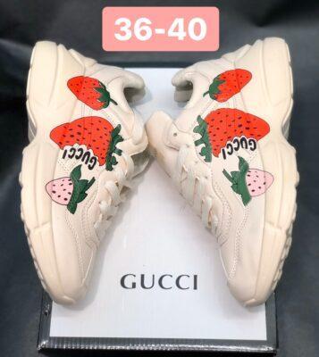 Giày Gucci nữ dâu