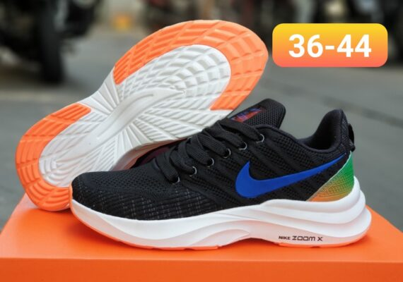 Giày thể thao Nike Zoom F29 đen cam