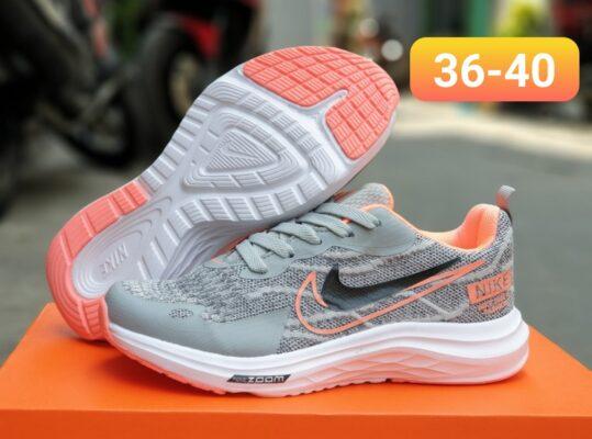 Giày thể thao nữ Nike Zoom F30 xám hồng