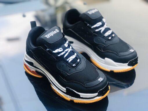 Giày Balenciaga Fake màu đen - 1
