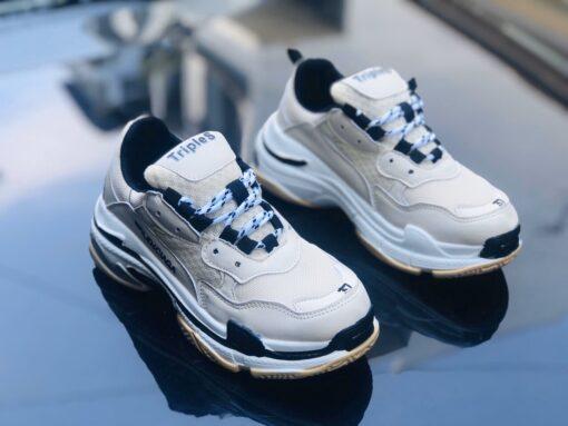 Giày Balenciaga Fake màu trắng - 1