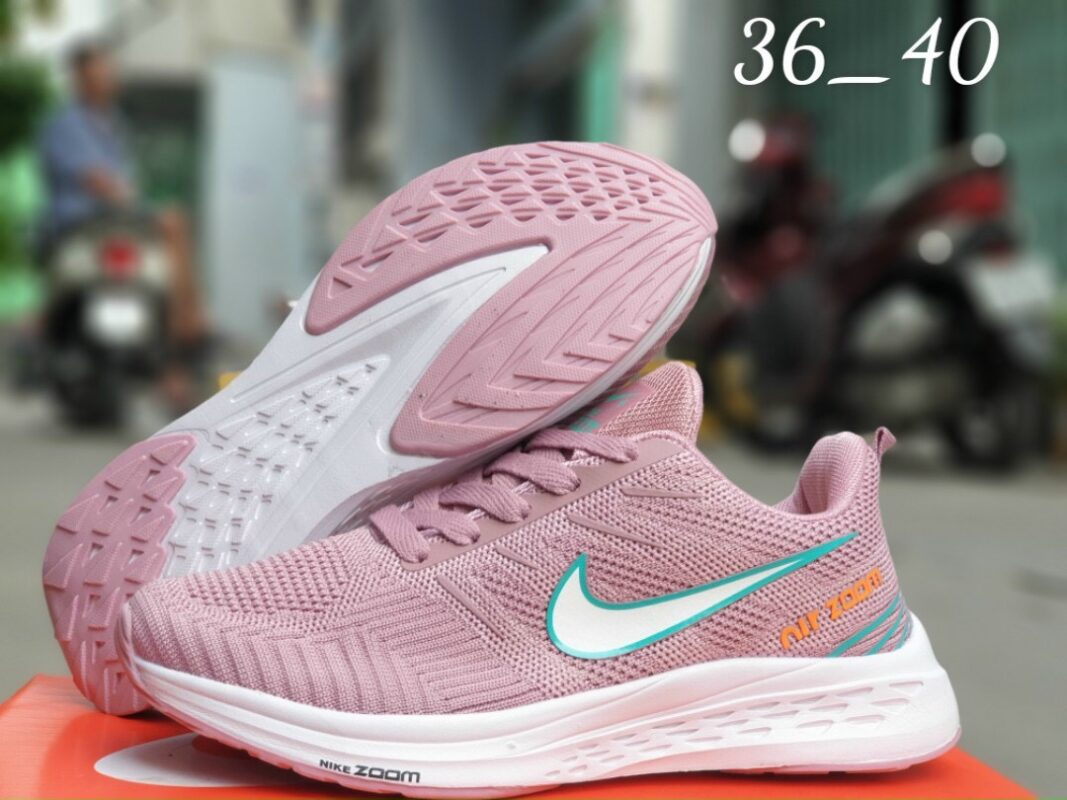 Giày Nike Nữ F32 màu hồng