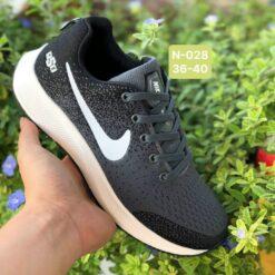 Giày Nike Nữ N028 màu đen