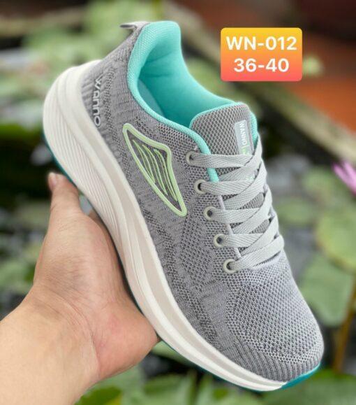 Giày Nike Nữ WN012 màu xám xanh