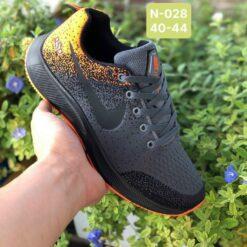 Giày Nike Nam N028 màu đen full