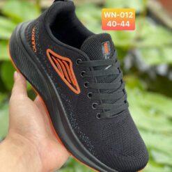 Giày Nike Nam WN012 màu đen đỏ