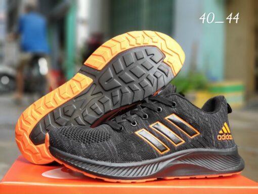 Giày Adidas Nam V34 đen đỏ