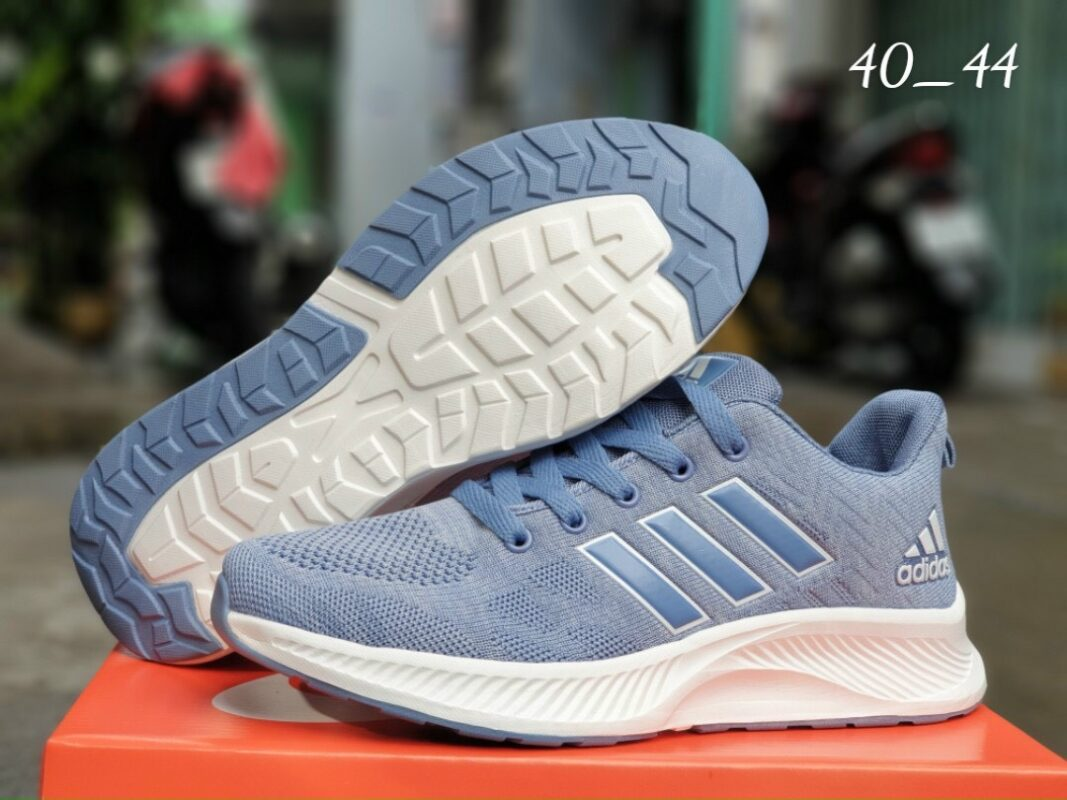 Giày Adidas Nam V34 xanh pastel