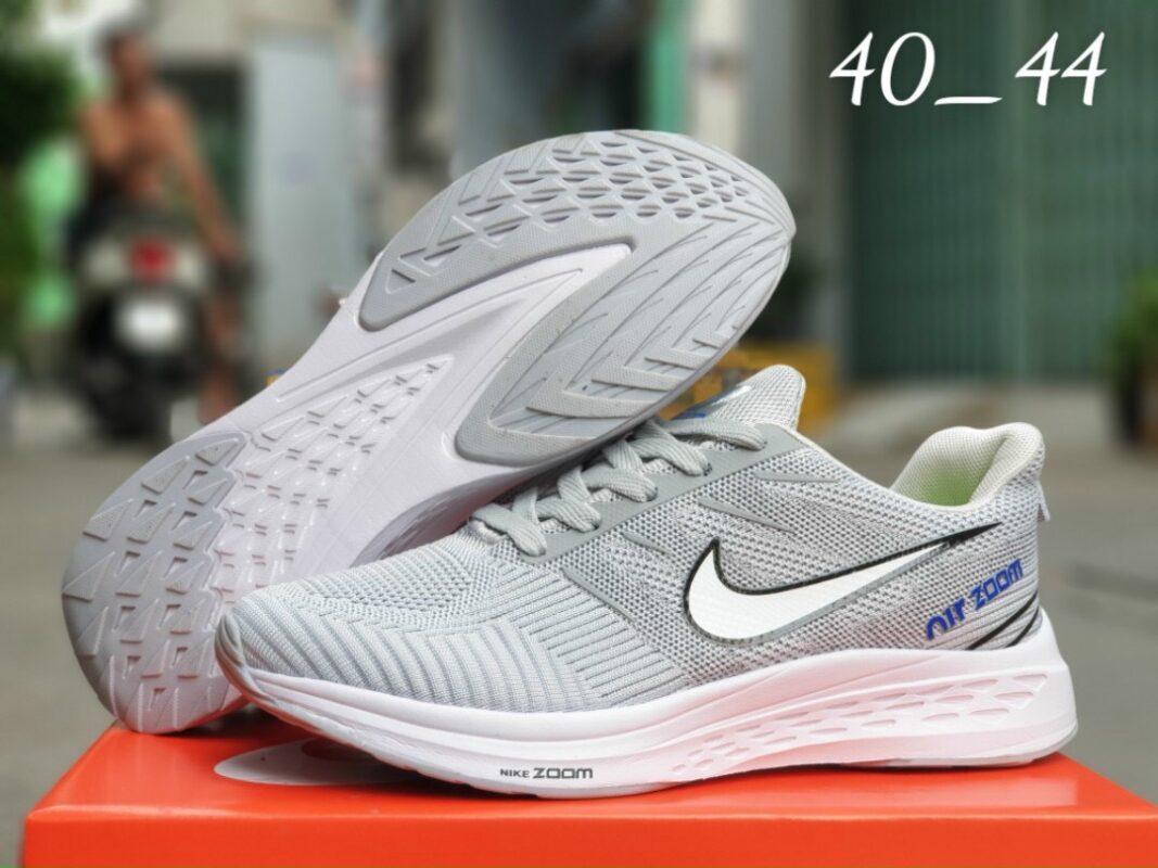 Giày Nike Nam F32 màu xám trắng